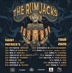 The Rumjacks - Tour 2020