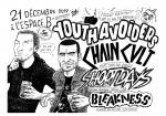 Youth Avoiders+Chain Cult+Short Days+Bleakness