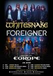 Whitesnake + Foreigner - Tour 2020