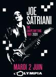 Joe Satriani - The Shapeshifting Tour 2020