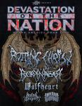 Devastation on the Nation tour 2020