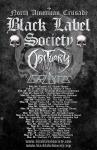 Black Label Society - Tour 2020