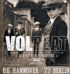 Volbeat - Rewind, Replay, Rebound Tour 2020