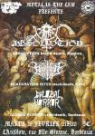 Absolvtion / Hexekration Rites / Global Horror