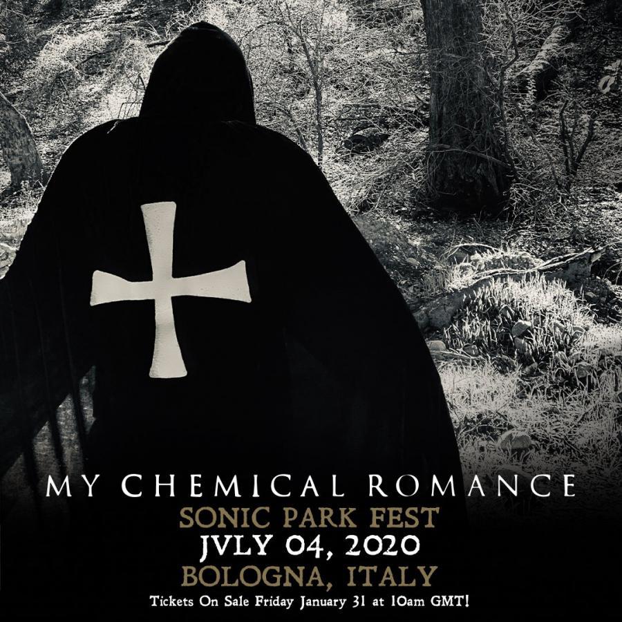 my chemical romance 2020