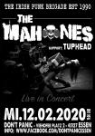 The Mahones + Tuphead