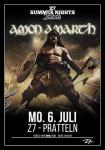 Amon Amarth - Tour 2020