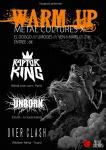 Warm Up Metal Cultures X- Raptor King + Unborn