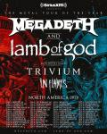 Megadeth + Lamb Of God