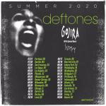 Deftones + Gojira + Poppy - US Tour 2020