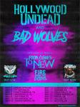 Bad Wolves + Hollywood Undead