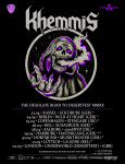 Khemmis - The Desolate Road To Desertfest