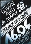 Down And Away + Teenage Loveguns