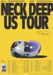 Neck Deep 2020 North American Tour
