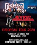 Alcatrazz + Girlschool