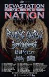 Devastation on the Nation tour 2021