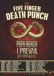 Five Finger Death Punch - Tour 2020