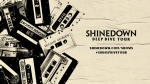 Shinedown - Deep Dive Tour 2020