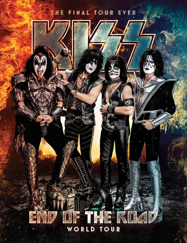 KISS - End of the Road Tour 2021 - 04/07/2021 - Madrid - Comunidad de  Madrid - Spain | Concerts-Metal Calendar