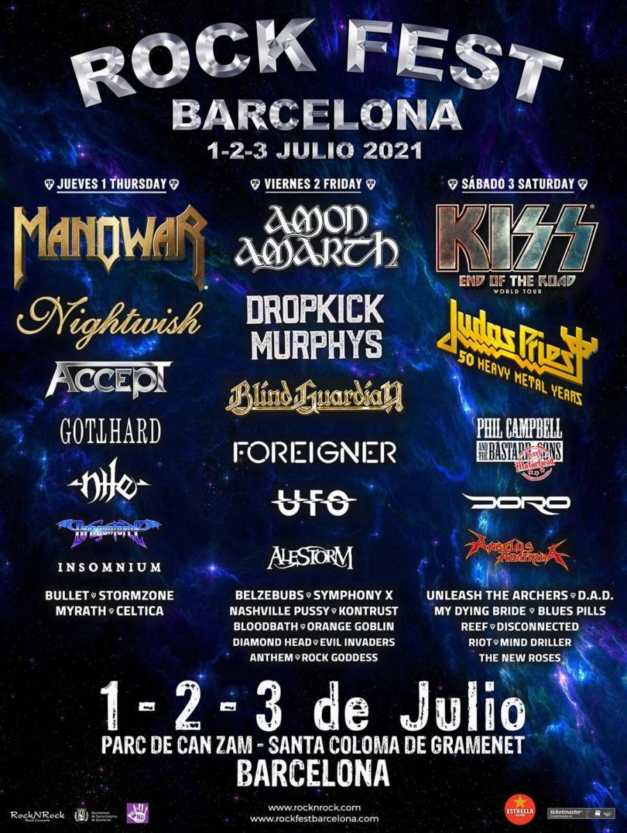 Heavy Metal Festival 2021