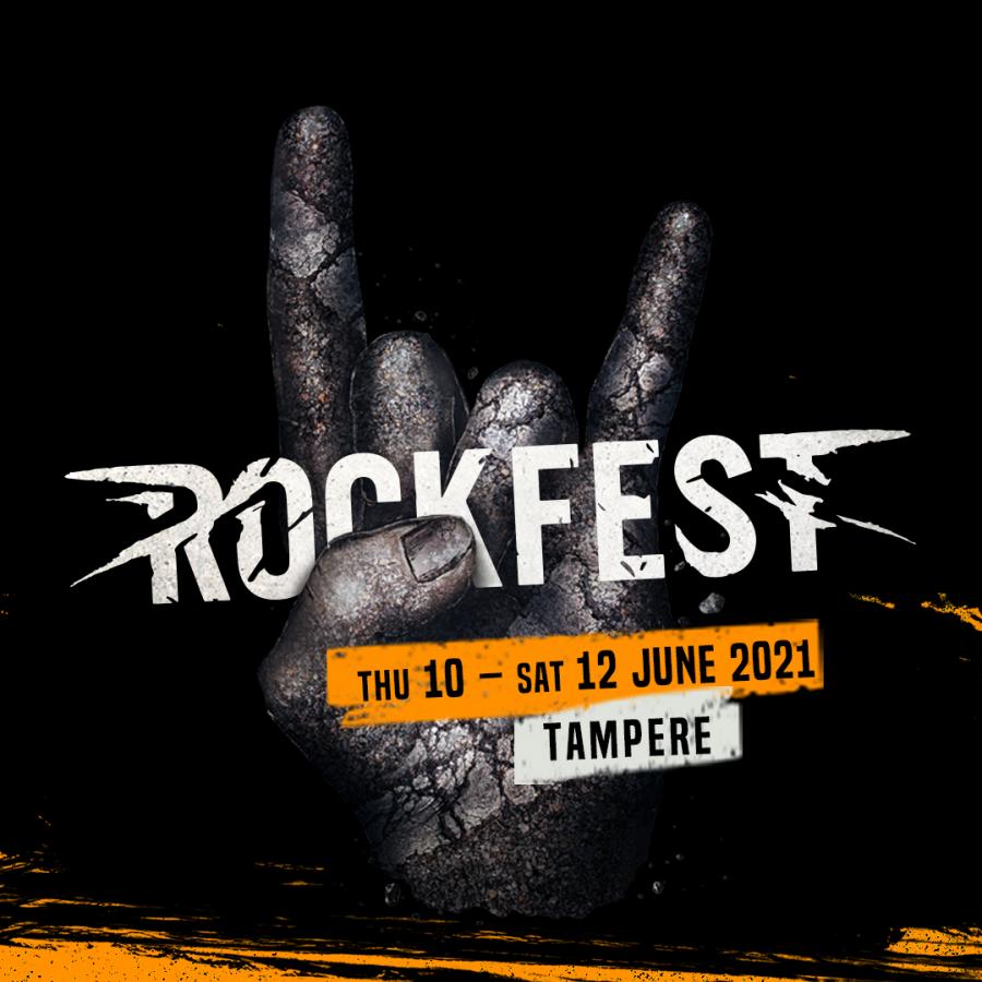 Rockfest 2021 Tampere